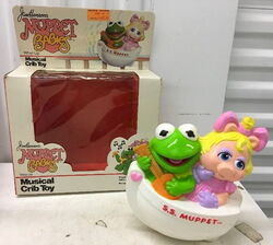 Durham industries muppet babies crib mobile daryl cagle box art 1