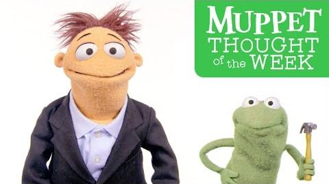 Muppet Thought of the Week ft. Walter The Muppets-0