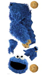 Roommates 2010 cookie monster 2