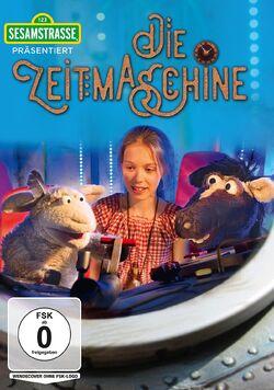 Sesamstrasse präsentiert- Die Zeitmaschine DVD (2017-08-18)