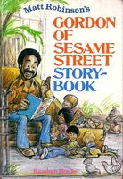 Gordon of Sesame Street Storybook