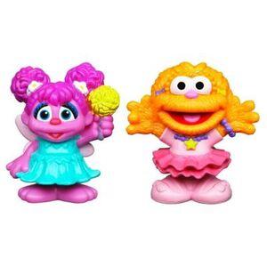 HasbroPlayskool-SesameStreet-Figures-AbbyCadabby&Zoe
