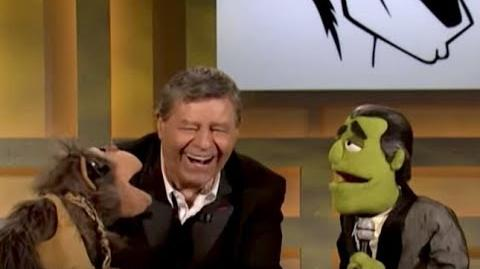 Jerry Lewis And The Muppets (2005) - MDA Telethon