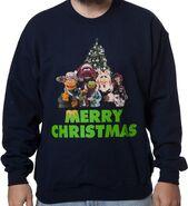 Mighty fine 2014 christmas sweatshirt 2