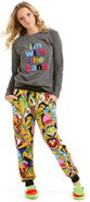 Peter alexander muppet rave sweat pant
