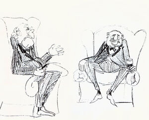 Statler-waldorf-sketch-bonnie-erickson-brandy-glass