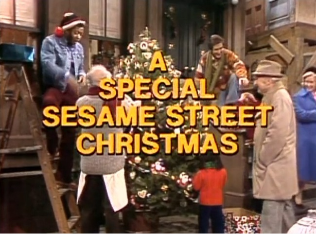 A Special Sesame Street Christmas Muppet Wiki Fandom Powered By