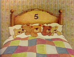 Bearsinthebed