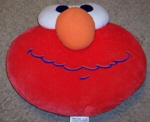 Franco 2001 elmo stuffed pillow