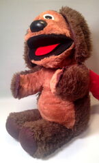 Ideal rowlf puppet 2