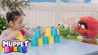 Muppet Babies Play Date Cup Stacking