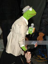 Reporter Kermit TV Land Awards bts