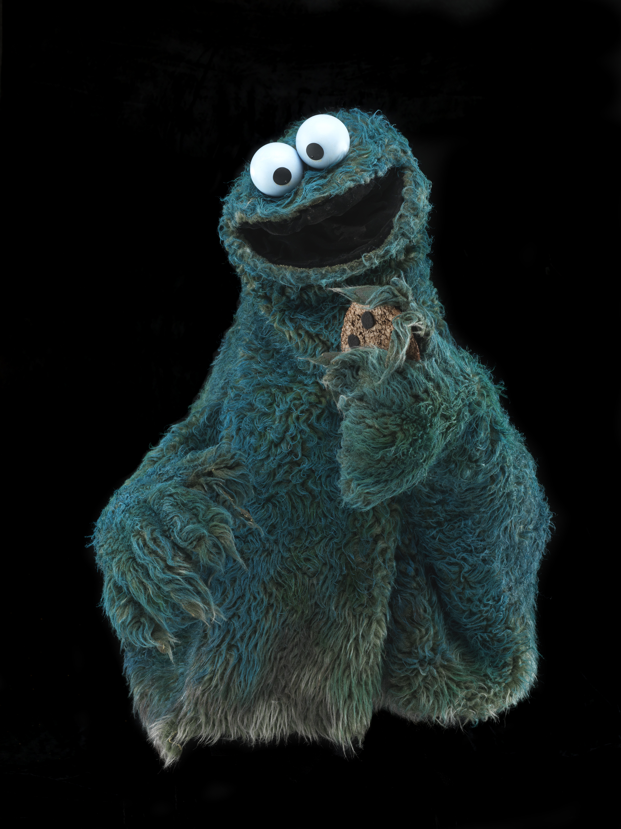 Casting History Smithcookie An Original Cookie Monster