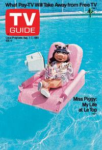 TVGUIDE Aug 1, 1981