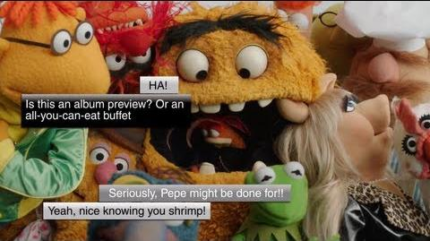 The Muppets - Soundtrack preview!