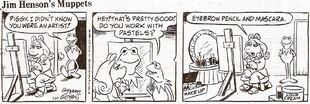 The Muppets comic strip 1982-03-20