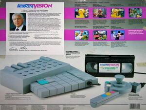 View-Master Interactive Vision box back