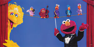 Elmo and the Orchestra spread
