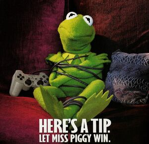 Kermit-PlayStation