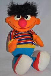 Playskool ernie puppet 1986