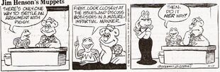 The Muppets comic strip 1982-05-17