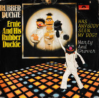 1978RubberDuckieDiscoItalySingle