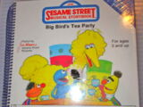 Big Bird's Tea Party