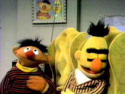 Ernie And Bert Sketches Apartment Muppet Wiki Fandom Ed By