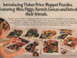 The Great Muppet Caper puzzles