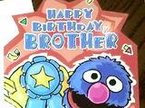 Sesame Street greeting cards (American Greetings)