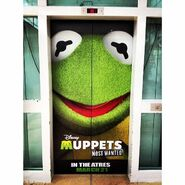 MMW elevator poster