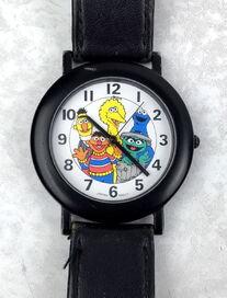 Nelsonic sesame street watch