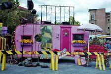 Piggy's trailer