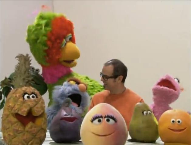 Los Muppets Ricas Frutas