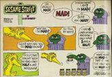 SScomic madoscar