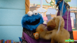 Smart Cookie puppet