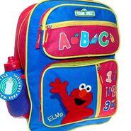 Welmo waterbottle backpack