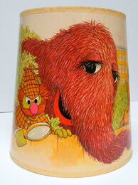 American family cookie monster 1970s lamp joe mathieu 4