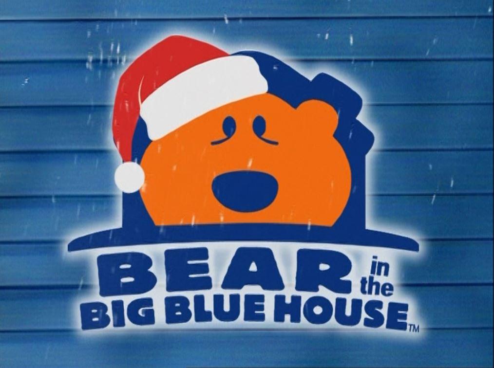 episode 325 a berry bear christmas 1 - Bear In The Big Blue House A Berry Bear Christmas