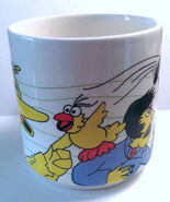 Crown lynn wind mug 2
