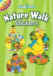 Dover 2012 nature walk stickers