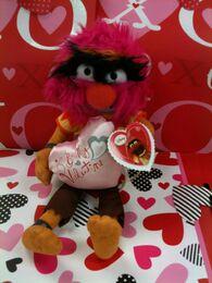 Just play 2013 valentine's animal plush
