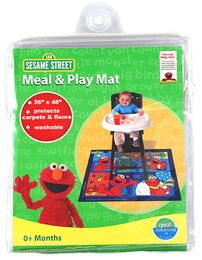 Neat solutions meal & play mat 2