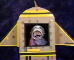 Pancho Astronauta 845