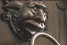 Right Door Knocker