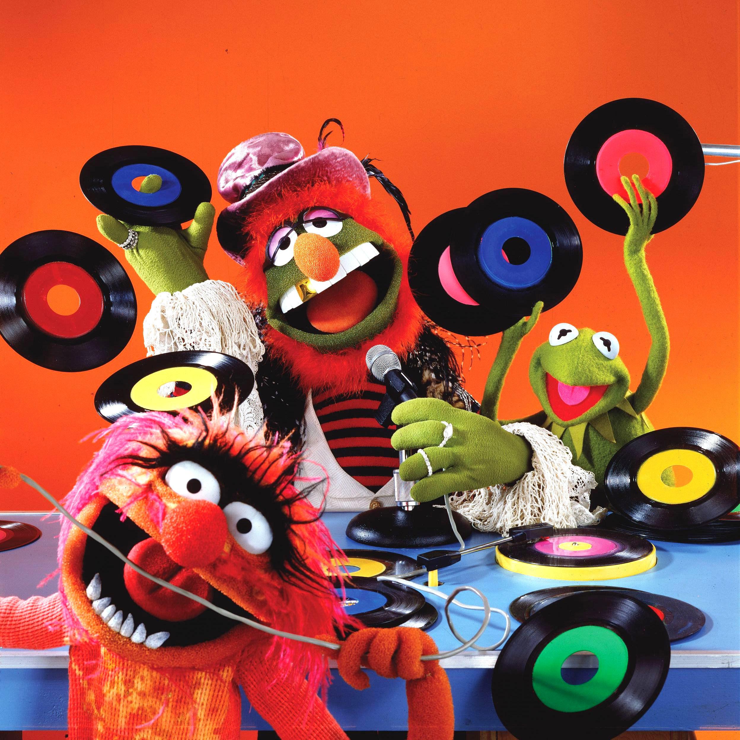 muppets greek dancing