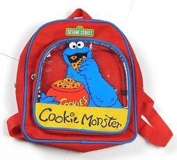 Romar cookie monster backpack