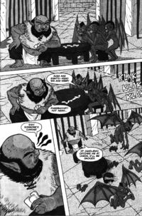 Storyteller Devils in Return to Labyrinth vol3