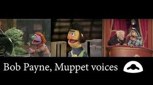 Bob Payne Muppet voices