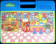 Colorforms 1993 talking set 2